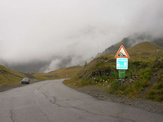 picture of the Col de Vars