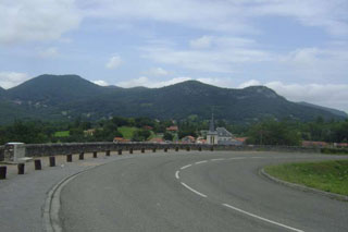 picture of the Col des Ares