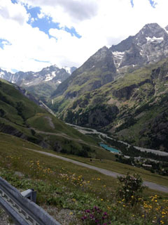 picture of the Col du Lautaret