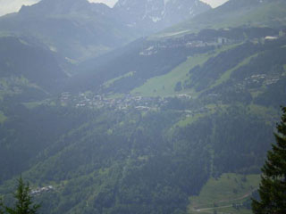 picture of the Courchevel