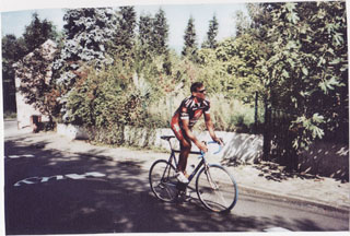 picture of the Kapelmuur - Muur van Geraardsbergen