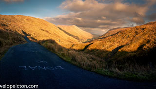 picture of the Glengesh Pass