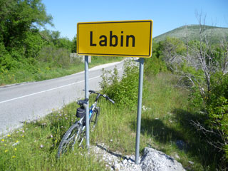 picture of the Labin