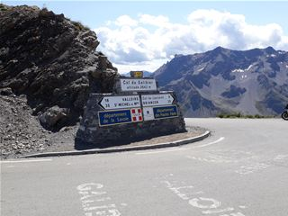 picture of the Col du Galibier