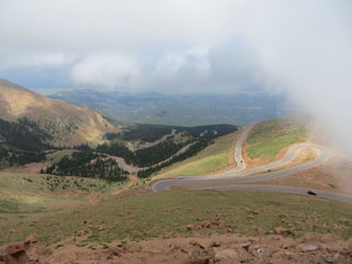 picture of the Pikes Peak