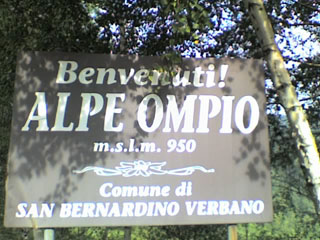 picture of the Alpe Ompio