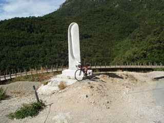 picture of the Col de Castillon