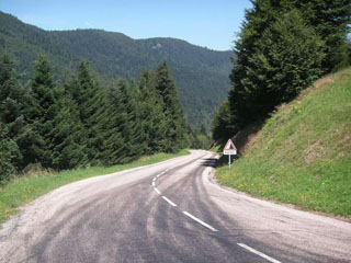 picture of the Col de Bramont