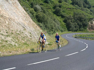 picture of the Col de la Croix Morand