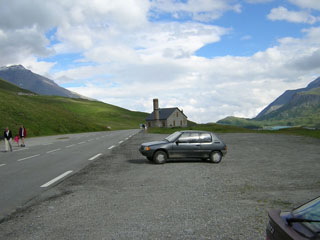 picture of the Col du Mont Cenis