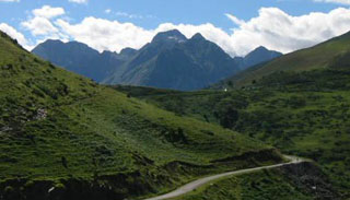 picture of the Col d'Azet
