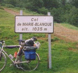 picture of the Col de Marie Blanque