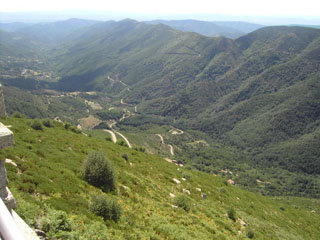 picture of the Col de Meyrand