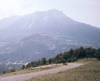 picture of the Col de Pontis