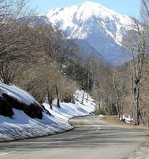 picture of the Col de Portet d'Aspet