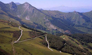 picture of the Col de Tende