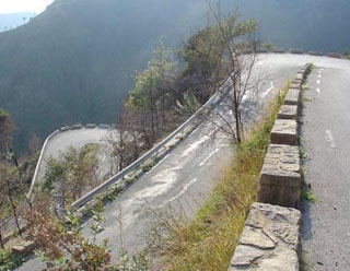 picture of the Col de Turini