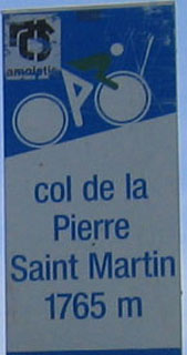 picture of the Col de la Pierre St.Martin
