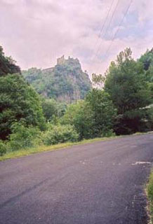 picture of the Coll de la Quillana