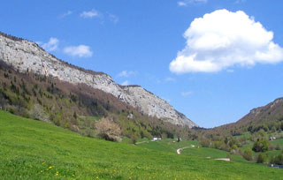 picture of the Col du Mollard