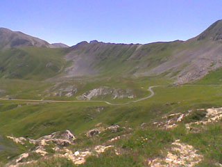 picture of the Colle Valcavera