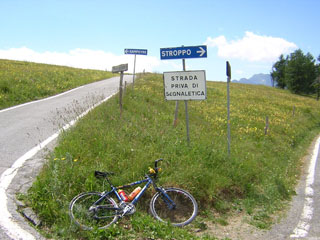 picture of the Colle di Sampeyre