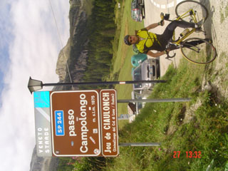 picture of the Passo Campolongo