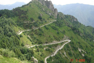 picture of the Passo di Baremone