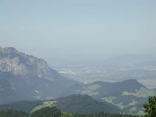 picture of the Rossfeld - Kehlstein