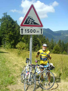 picture of the Col du Grand Colombier