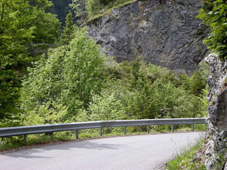 picture of the Col des Glieres