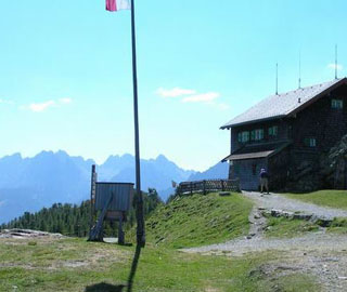 picture of the Hochsteinh�tte