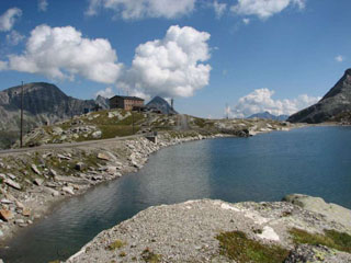 picture of the Weisssee