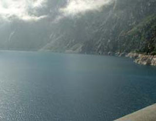 picture of the Lac de Cap de Long