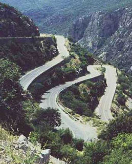 picture of the Langada Pass