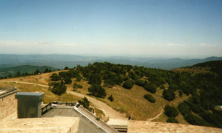 picture of the Mont Aigoual