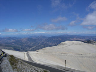 image of the Mont-Ventoux-