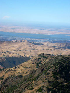 Bilder von der Mount Diablo -  South Gate