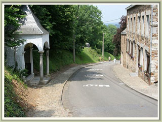 picture of the Mur de Huy
