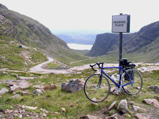 picture of the Bealach na Ba