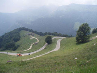 picture of the Monte Baldo - stazione teleferica