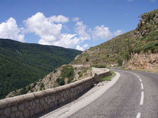 picture of the Col de la Croix Bauzon