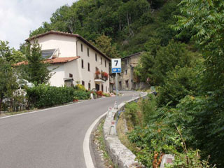 picture of the San Pellegrino in Alpe