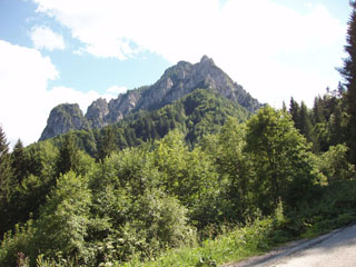 picture of the Passo Cason di Lanza