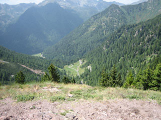 picture of the Passo Manghen