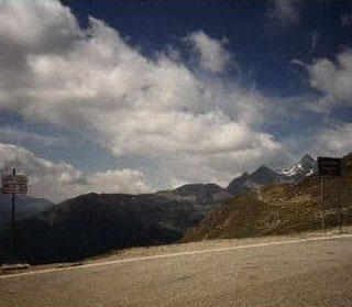 picture of the Passo Rombo