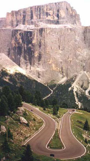 image of the Passo-Sella-
