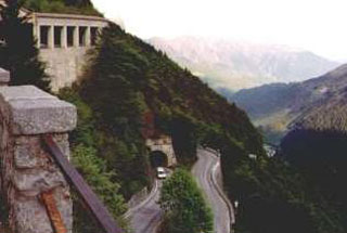 picture of the Passo di Monte Croce Carnico