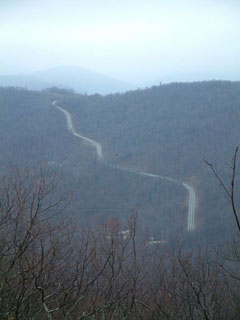 picture of the Reeds Gap