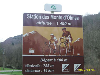 picture of the Les Monts dOlmes